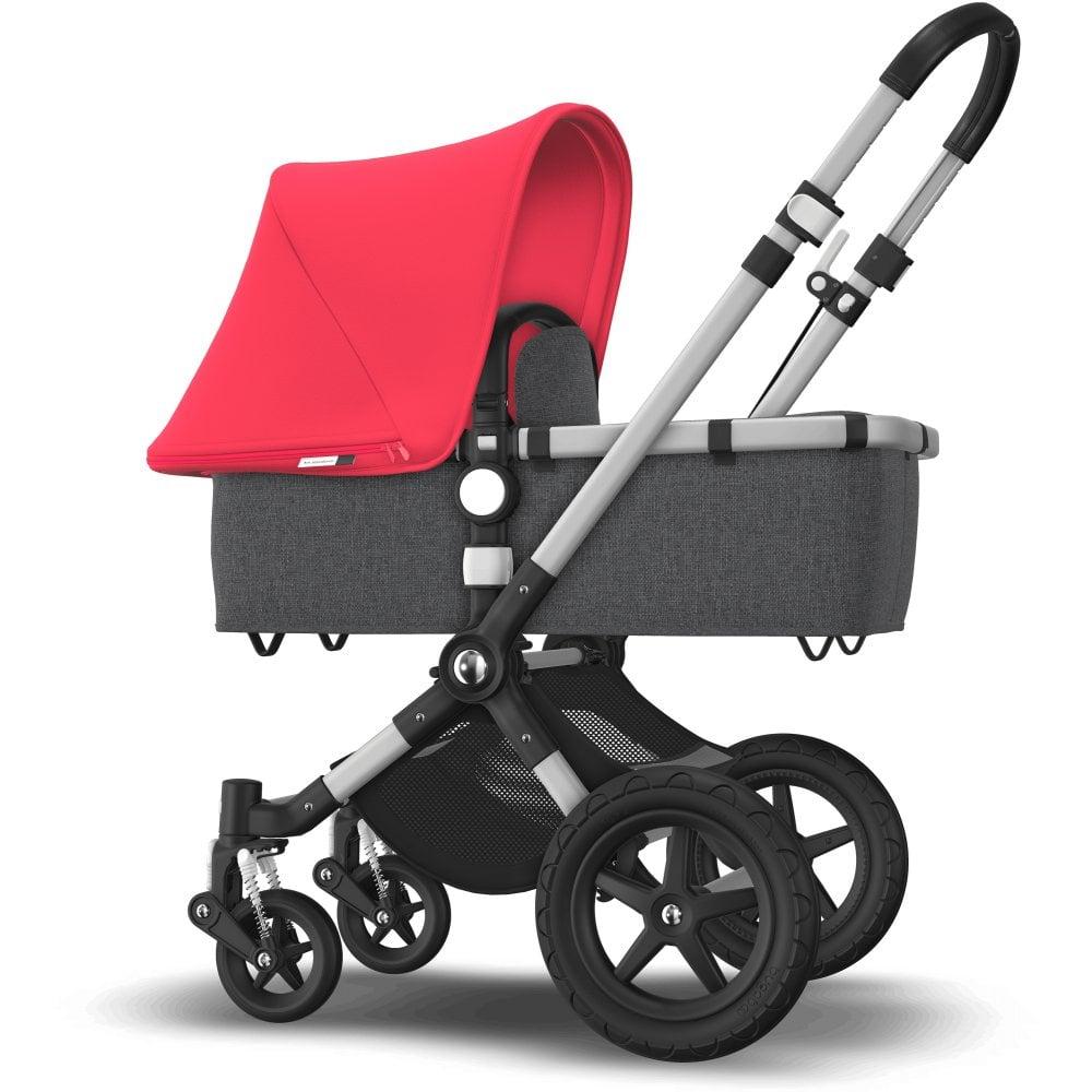 Bugaboo Cameleon 3 >> Cameleon 3 Plus Pram Grey Base Car Seat