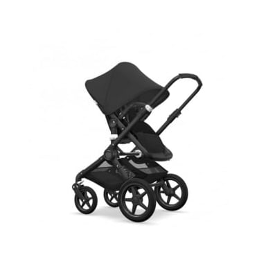 Bugaboo Fox Pram & Pushchair - Black