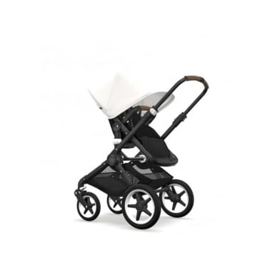 Bugaboo Fox Pram & Pushchair - Fresh White