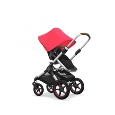 Bugaboo Fox Pram & Pushchair - Neon Red