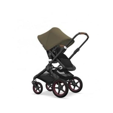 Bugaboo Fox Pram & Pushchair - Olive Green