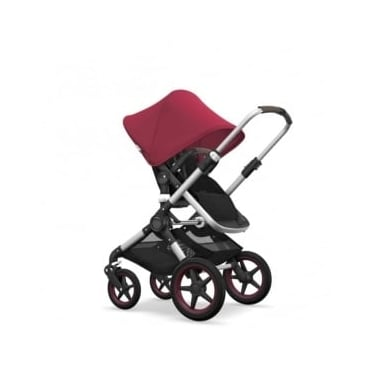 Bugaboo Fox Pram & Pushchair - Ruby Red