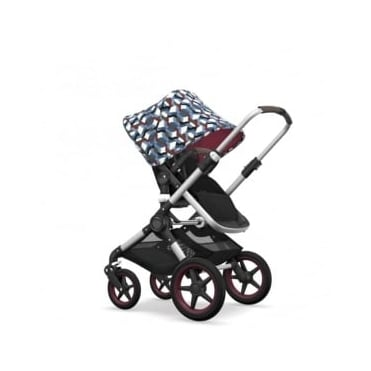 Bugaboo Fox Pram & Pushchair - Waves