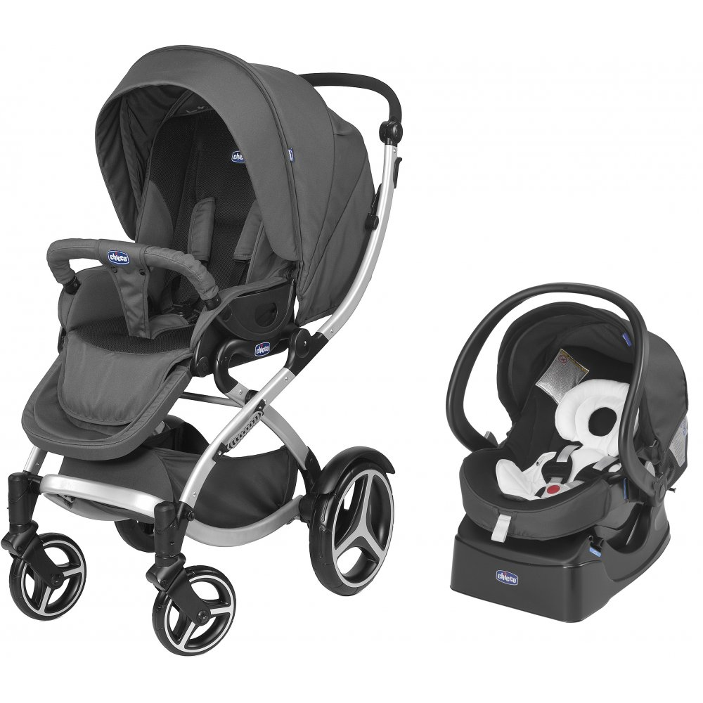 Chicco Car Seat Assembly
