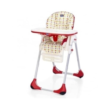 Chicco Polly Easy Highchair Sunrise