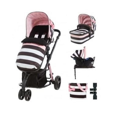 Cosatto Giggle 2 Isofix Travel System + Accessories Bundle