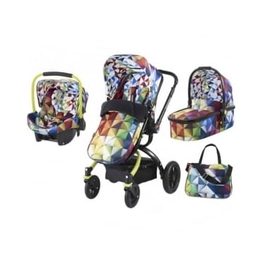 Cosatto Ooba Travel System + Accessories Bundle