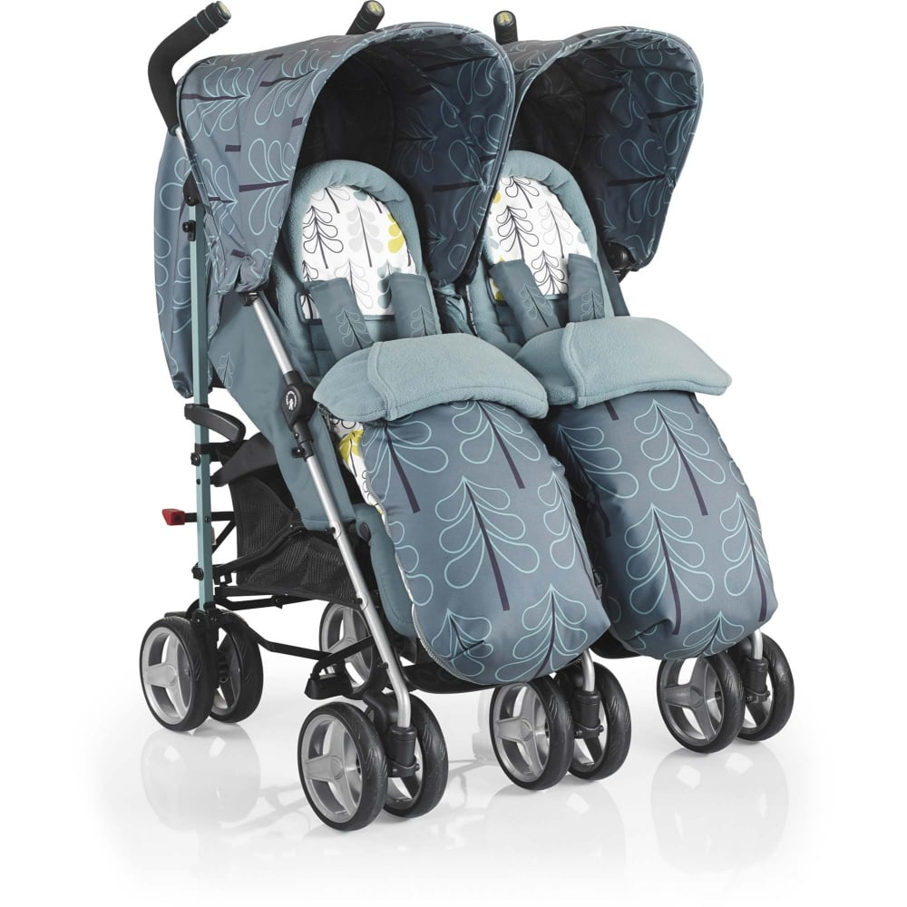 Cosatto To And Fro Duo Twin Pushchair