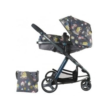 Cosatto Woop Pram and Pushchair