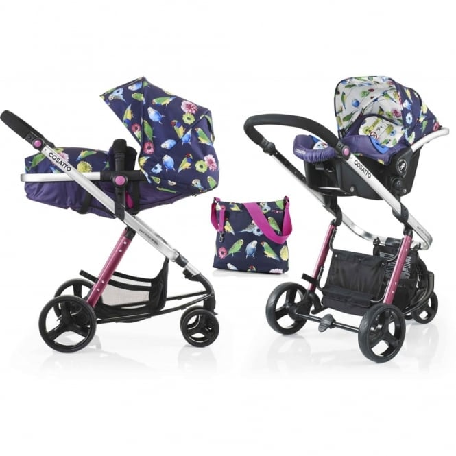 Cosatto Woop Travel System & Accessories Bundle