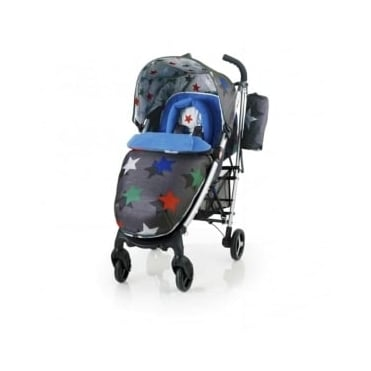 Cosatto YO 2 Pushchair Grey Megastar