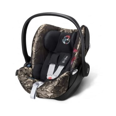 Cybex Cloud Q Fashion Edition Car Seat - Butterfly
