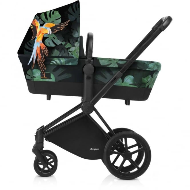 Cybex Fashion Edition Priam Lux Complete - Birds Of Paradise