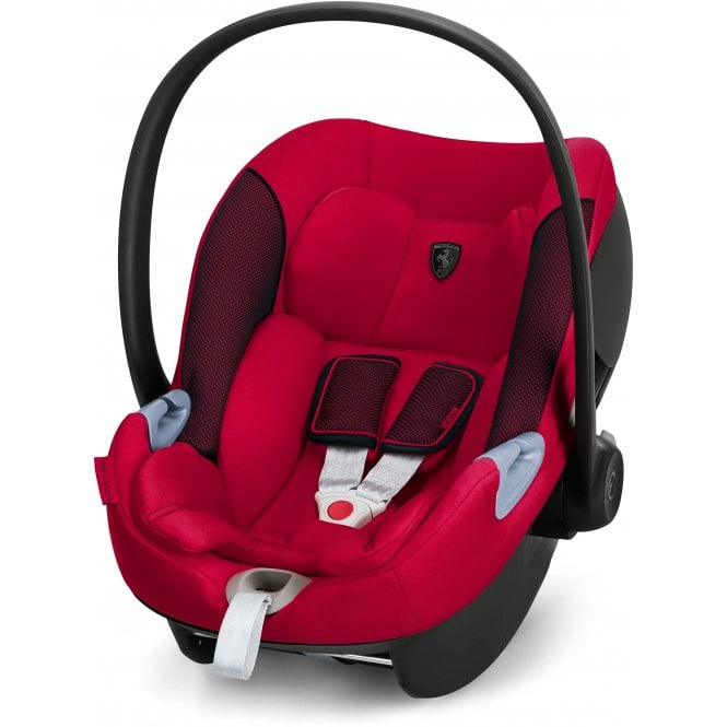 Cybex Gold For Scuderia Ferrari Cloud S i-Size Car Seat - Racing Red