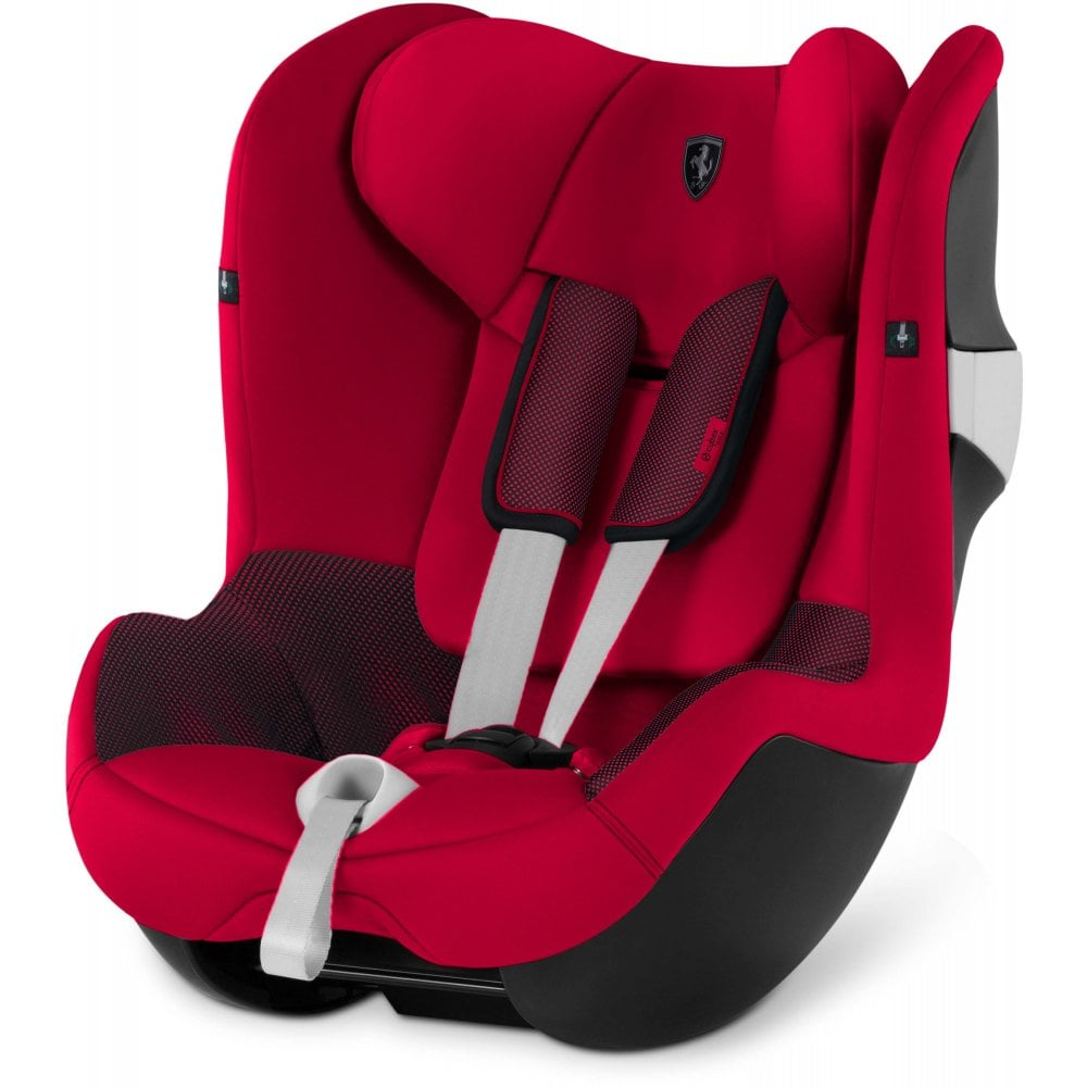 cybex gold for scuderia ferrari sirona m2 i size car seat racing red. Black Bedroom Furniture Sets. Home Design Ideas