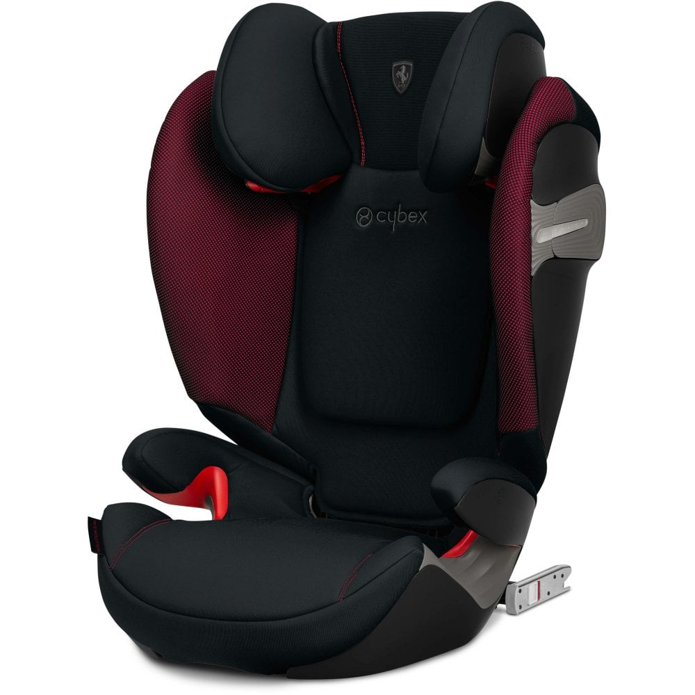 cybex gold for scuderia ferrari solution s fix car seat victory black. Black Bedroom Furniture Sets. Home Design Ideas