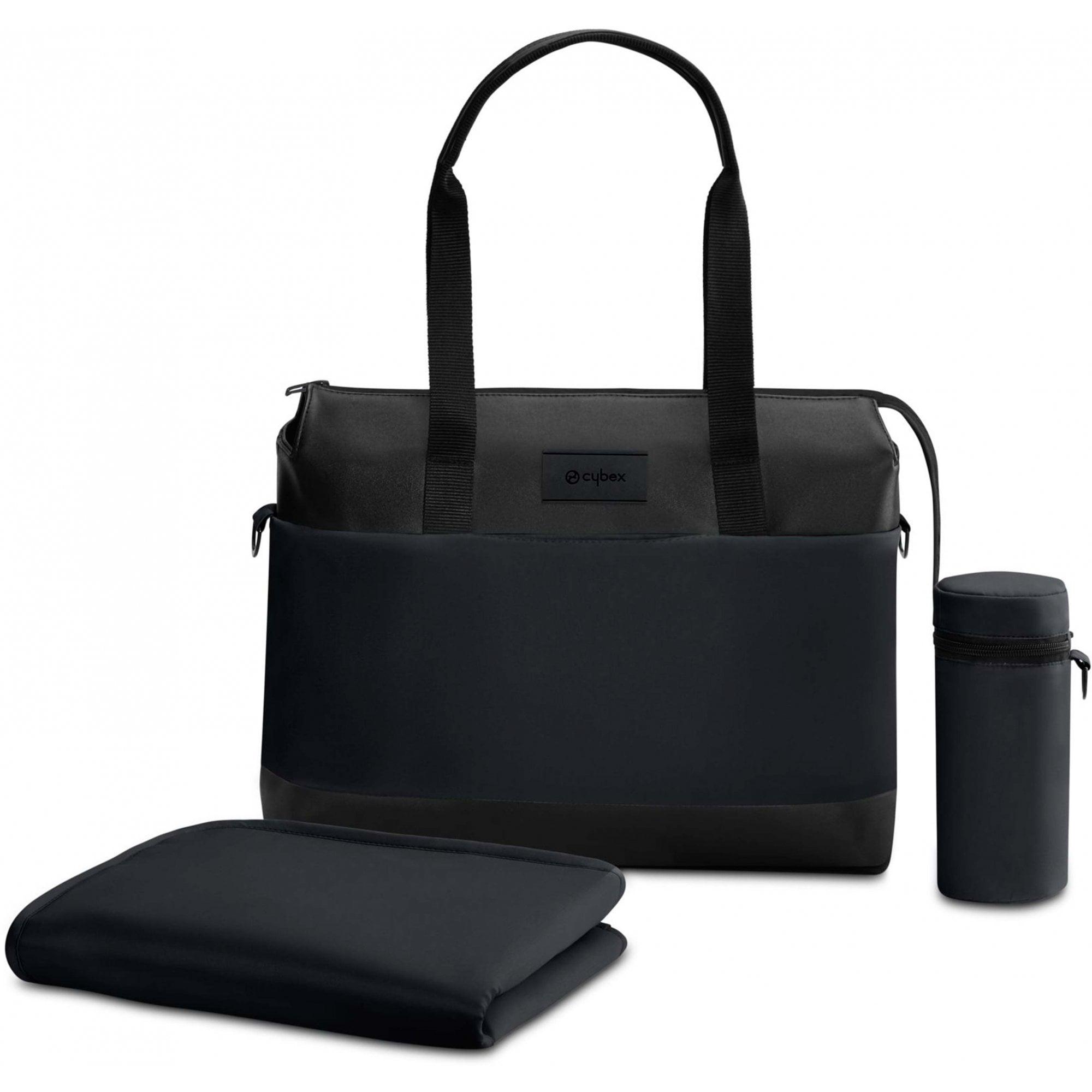 Fashionable changing bag Black Black Cybex