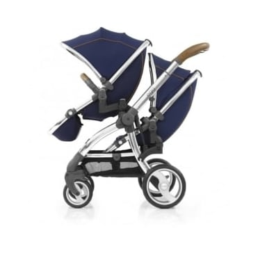 Egg Tandem Stroller Regal Navy