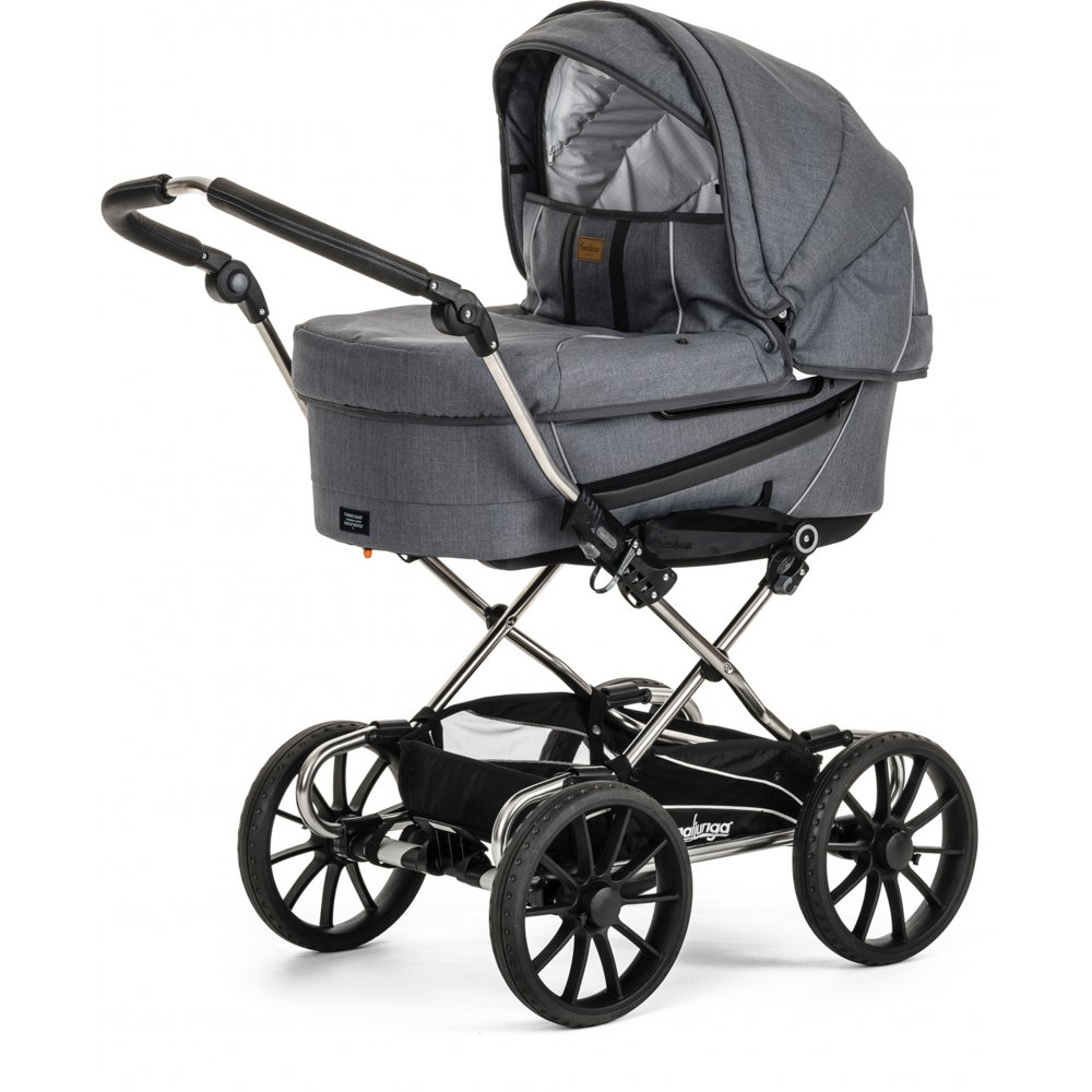 Emmaljunga Edge Duo Combi Pram Available At W H Watts Pram