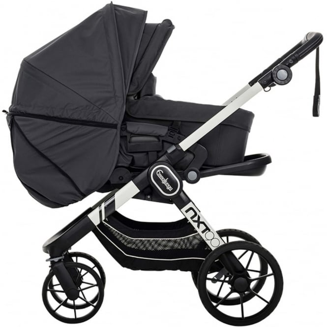 Emmaljunga NXT90 F Competition Stroller, Babylift And Toddler Seat
