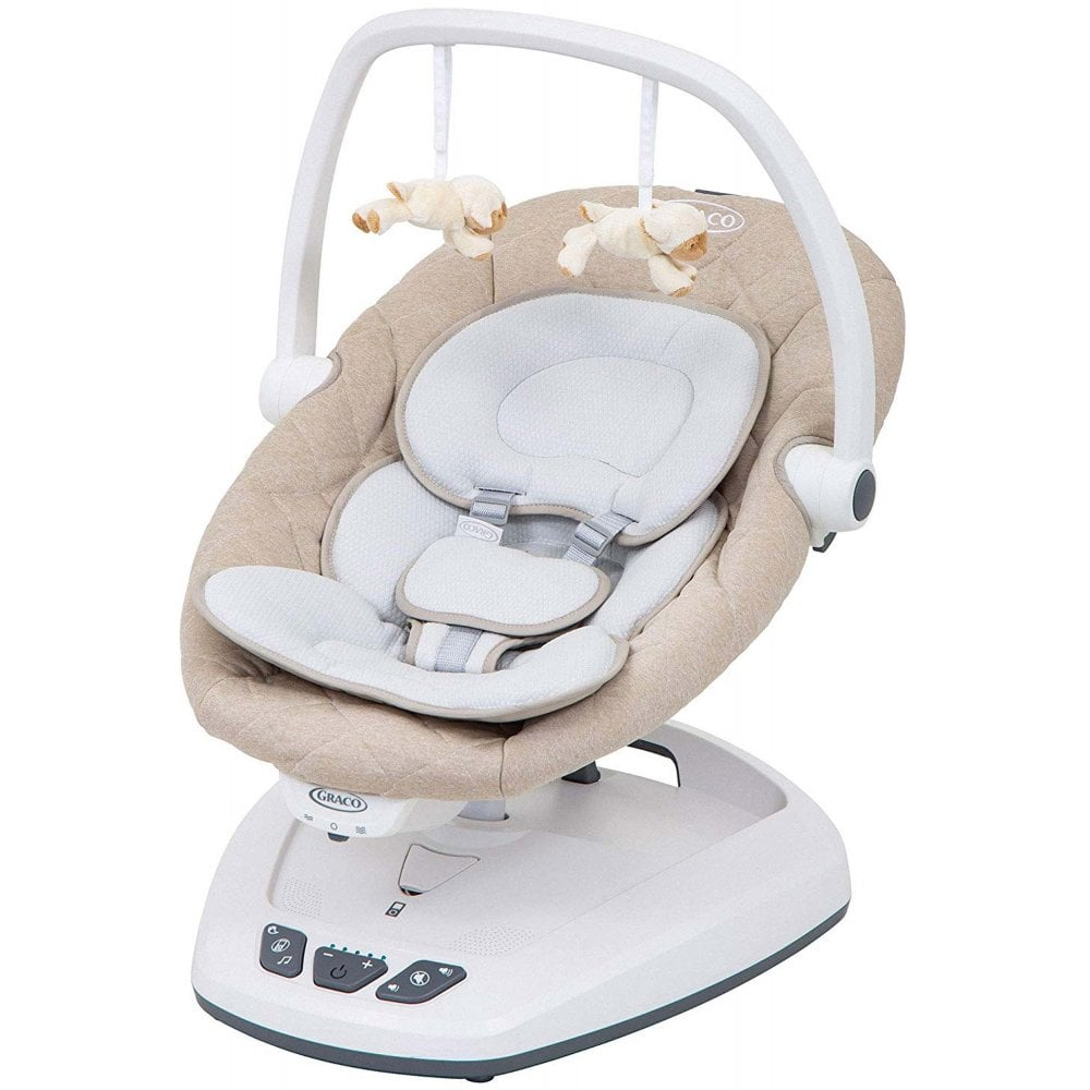 Graco Move With Me Swing Sparrow From W H Watts Pram Centre