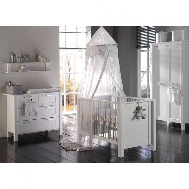 Europe Baby Como Nursery Furniture Set