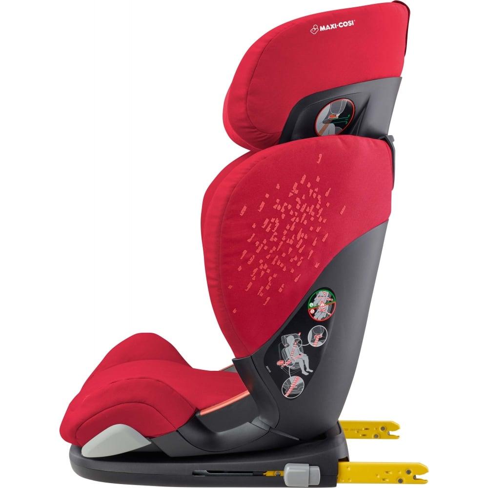 Maxi Cosi RodiFix Car Seat From W H Watts Pram Centre