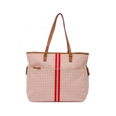 Pink Lining Henrietta Tote Bag True Love