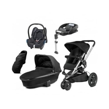 Quinny Buzz Xtra Pram Package 3