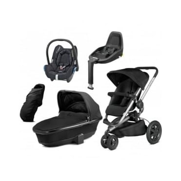 Quinny Buzz Xtra Pram Package 4