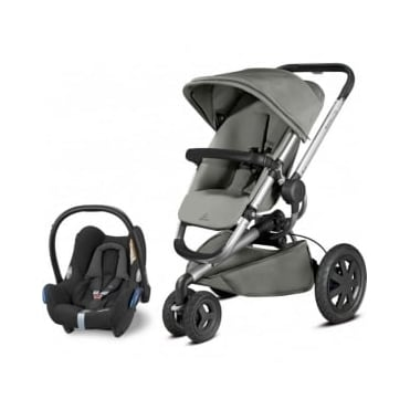 Quinny Buzz Xtra Pushchair With Cabriofix