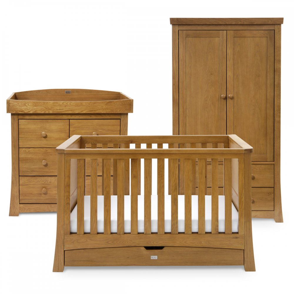 silver cross canterbury nursery furniture set. Black Bedroom Furniture Sets. Home Design Ideas