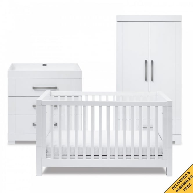 Silver Cross Notting Hill Nursery Furniture Set