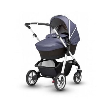 Silver Cross Pioneer Pram - Midnight