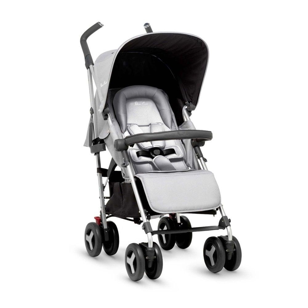 Silver-cross-reflex-stroller-platinum-at-w-h-watts-pram-centre