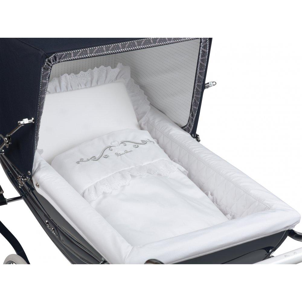 Silver Cross Heritage Balmoral Bedding Set