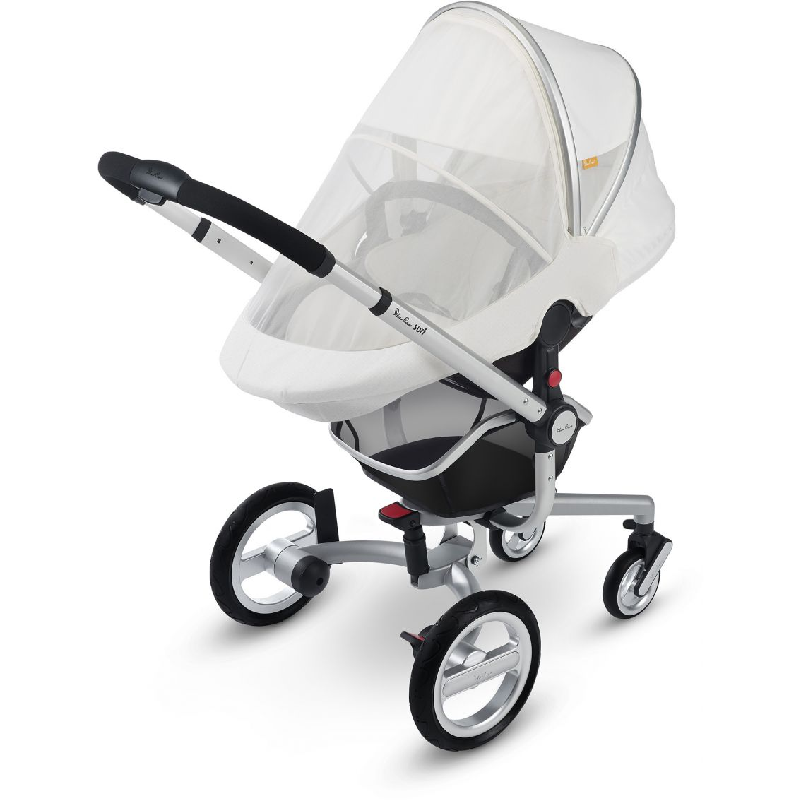 mosquito Silver Cross Surf and Surf 2 pram UV sun protection insect net