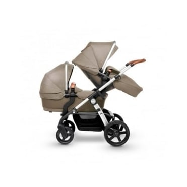 Silver Cross Wave Duo Pram Linen