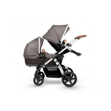 Silver Cross Wave Duo Pram Sable