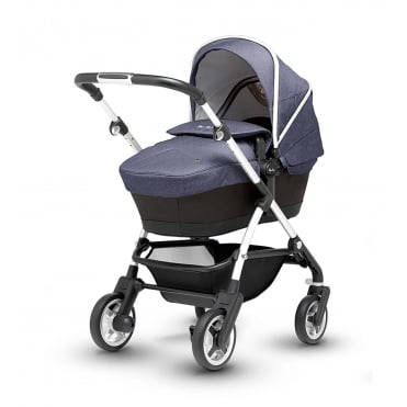 Silver Cross Wayfarer Pram - Midnight