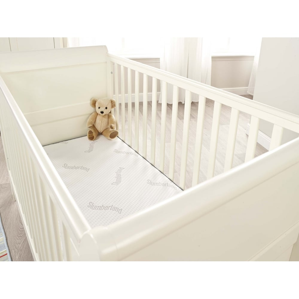 dp natural little x mattress green sheep bed twist cyl cm baby cot the