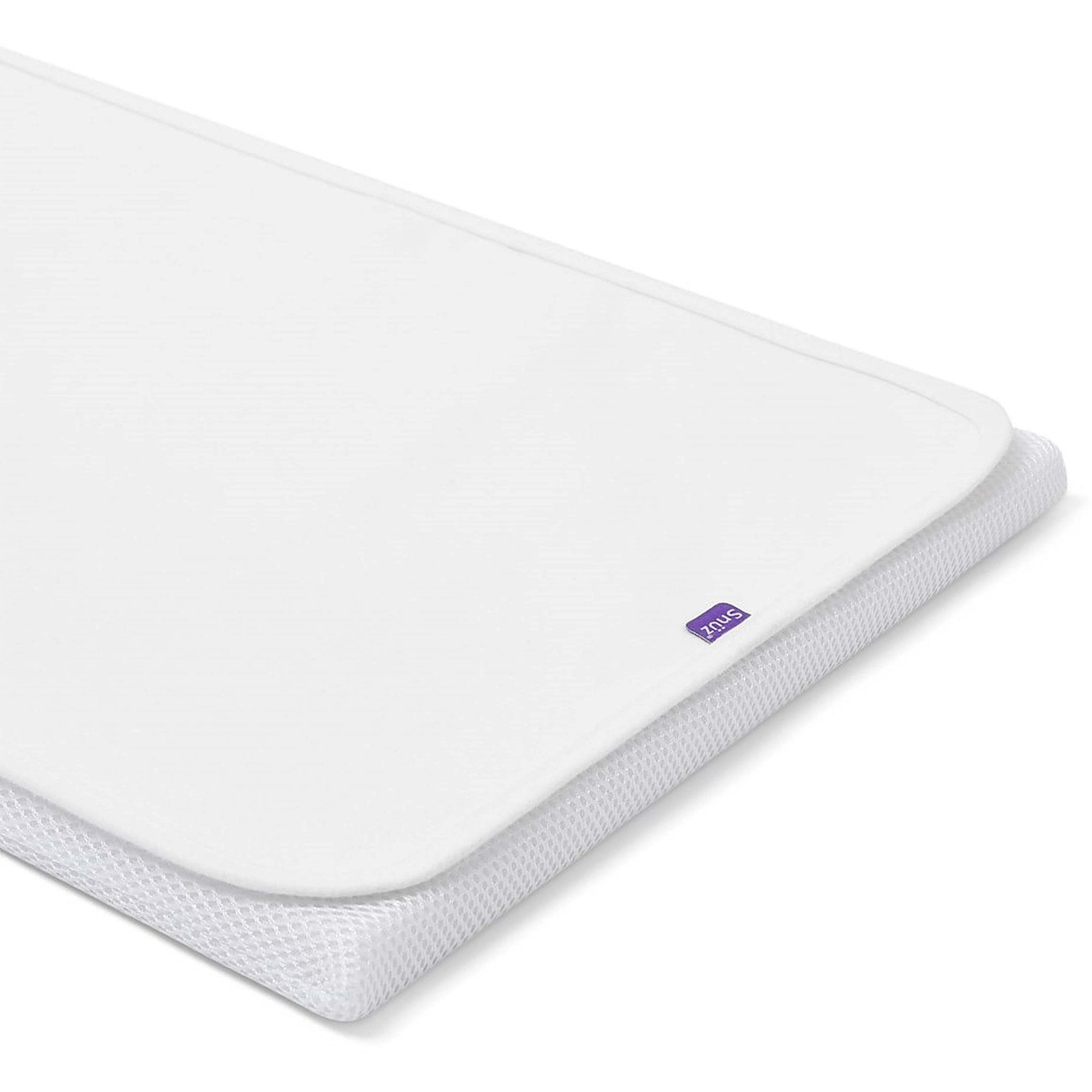 Snuzpod 4 Waterproof Crib Mattress Protector Available From W H Watts