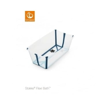 Stokke® Flexi Bath™ Transparent Blue