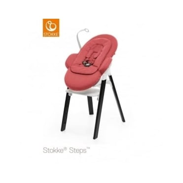 Stokke® Steps™ Oak Wood Chair & Bouncer