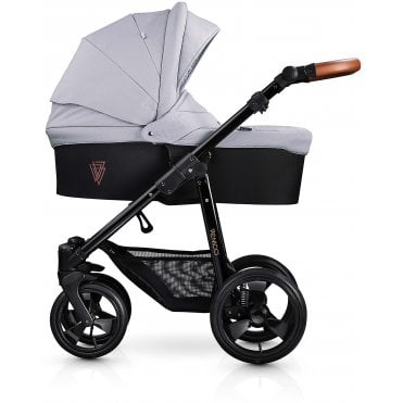 Venicci Gusto All In One Travel System - Grey