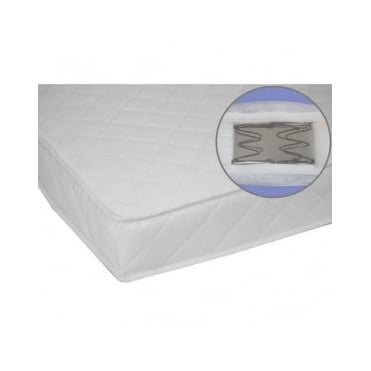 W H Watts Cot Bed Sleepyhead Spring Mattress